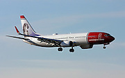 Norwegian Air Shuttle, Boeing 737-8JP(WL)