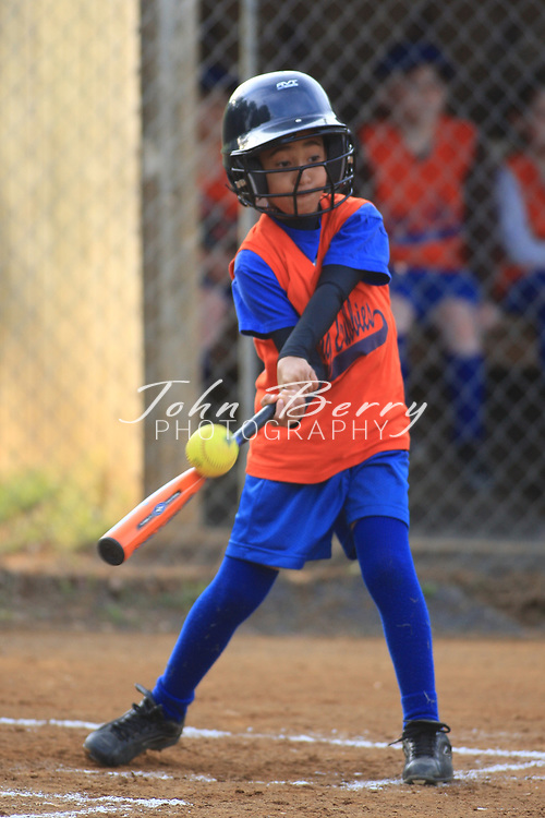 MPR 8U Softball .Young Cubbies vs Bombers .4/29/2008..