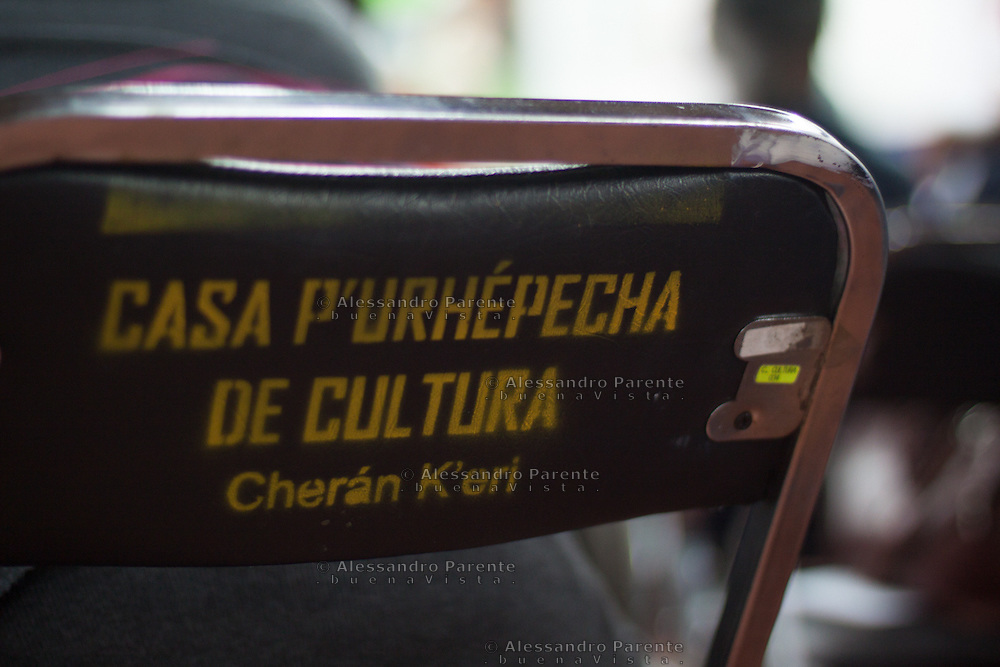 La cultura di Cheran e' formata principalmente dalla radice indigena Purepecha.
