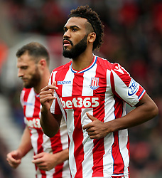 Eric Maxim Choupo Moting of Stoke City - Mandatory by-line: Matt McNulty/JMP - 30/09/2017 - FOOTBALL - Bet365 Stadium - Stoke-on-Trent, England - Stoke City v Southampton - Premier League