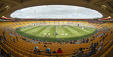 Wellington-Small crowds attend Rugby 7's