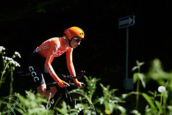 Pauliena Rooijakkers (NED) at Lotto Thüringen Ladies Tour 2019 - Stage 5, a 17.9 km individual time trial in Meiningen, Germany on June 1, 2019. Photo by Sean Robinson/velofocus.com