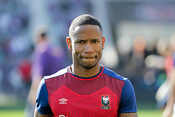 February 24, 2019 - Toulouse, France - ECHAUFFEMENT - 12 CLAUDIO BEAUVUE  (Credit Image: © Panoramic via ZUMA Press)