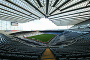 St James' Park ahead of the Premier League match between Newcastle United and Chelsea at St. James's Park, Newcastle, England on 18 January 2020.