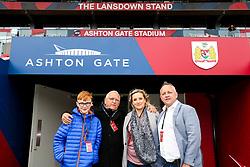 Matchday sponsor - Rogan/JMP - 27/04/2019 - Ashton Gate Stadium - Bristol, England - Bristol City v Derby County - Sky Bet Championship.