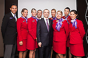 Virgin Australia Press Conference, Sydney.