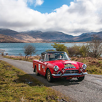 Car 46 Drexel Gillespie / Pat Gillespie Sunbeam Tiger