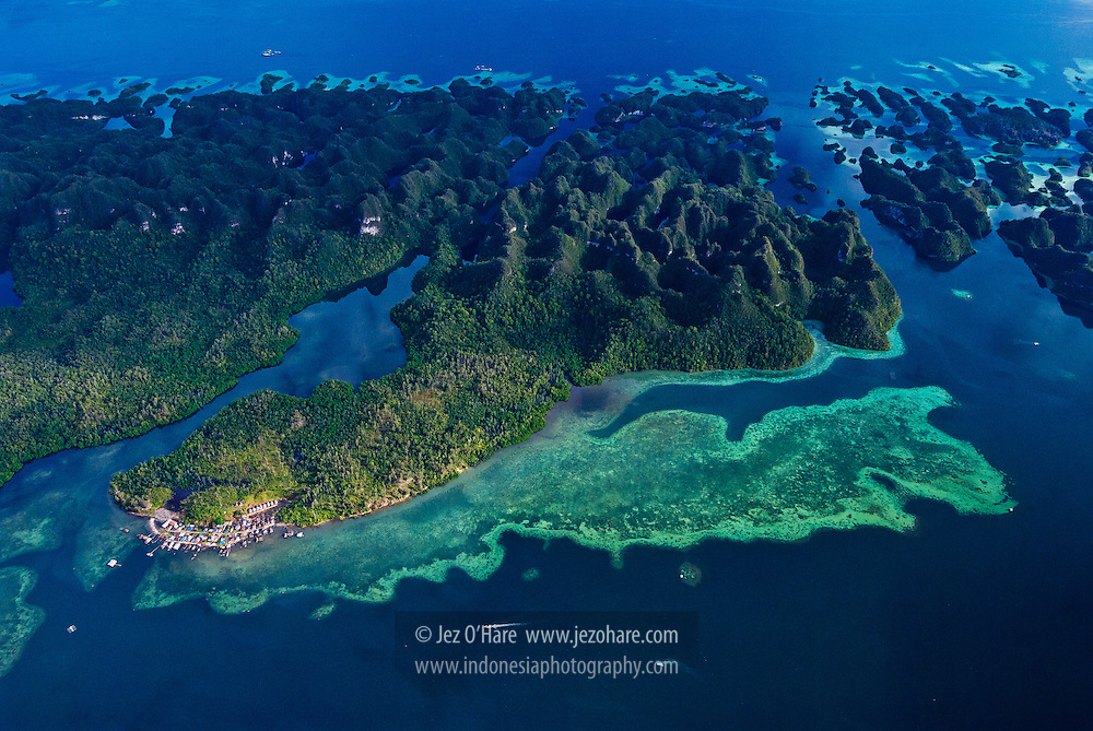 Misool, Raja Ampat, Papua Barat, Indonesia