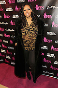 19 November-New York, NY:  Reality TV Personality Rashidah Ali  attends the 4th Annual WEEN (Women in Entertainment Empowerment Network) Awards held at Helen Mills Theater on November 19, 2014 in New York City.  (Terrence Jennings)