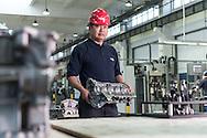 CHINA / SUzhou <br /> <br /> (GF) George Fischer Automotive (Suzhou) / Zhao Weijun General Manager <br /> <br /> <br /> &copy; Daniele Mattioli for GF Germany