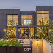 RESIDENTIAL: VIENNA WAY RESIDENCE: MODERN HOME STAGING, VENICE, LOS ANGELES​