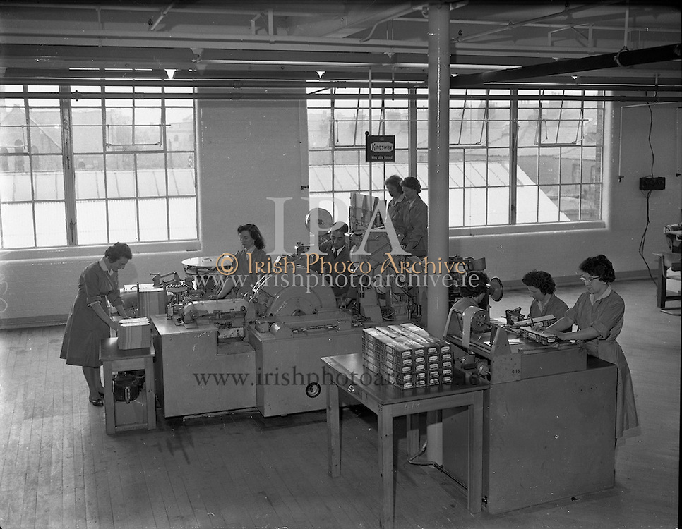 Factory Feature at Will's<br /> 06.04.1961