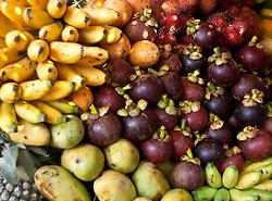 Fruit Market, Ubud, Bali, Indonesia.