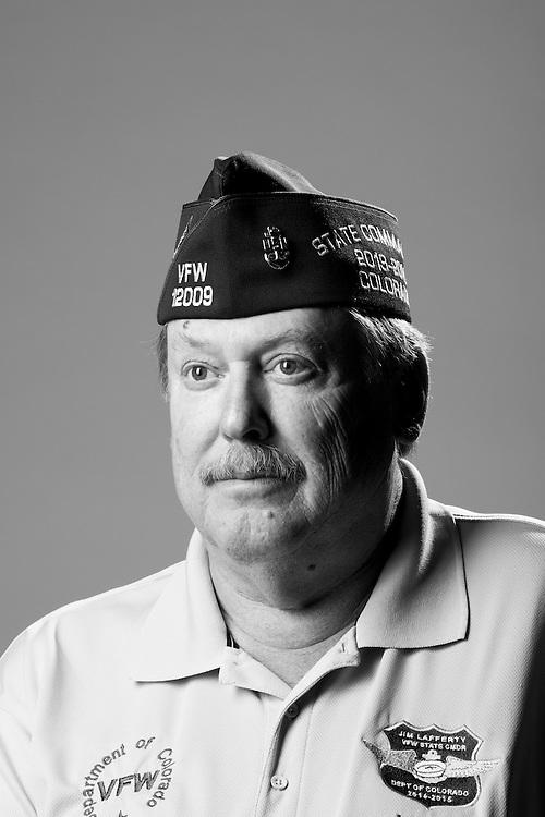 Kirk Rosa<br /> Navy<br /> Chief<br /> Electrician<br /> Aug. 1976 - Aug. 1996<br /> Bosnia, Desert Storm<br /> <br /> Veterans Portrait Project<br /> St. Louis, MO