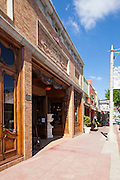 Shops and Restaurants at Old Towne Orange Historic District