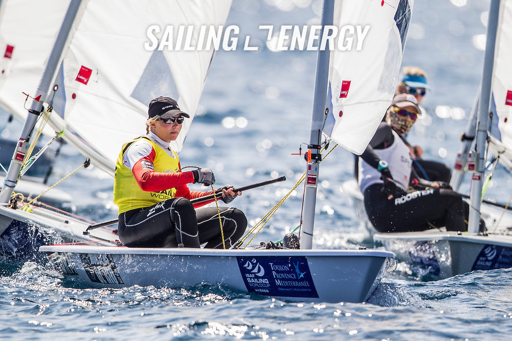 &copy;SAILING ENERGY Sailing Photography<br /> <br /> From 20-26 April 2015 ISAF Sailing World Cup Hy&egrave;res returns to the French Riviera, bringing together the world's top Olympic and Paralympic class competitors. ISAF Sailing World Cup Hy&egrave;res is the penultimate regatta included in the 2015 ISAF Sailing World Cup, the seventh edition of the annual series for Olympic sailing.<br /> ISAF Sailing World Cup Hyeres is a qualification regatta for the 2015 ISAF Sailing World Cup Final scheduled for 29 October to 1 November 2015 in Abu Dhabi, United Arab Emirates. Hyeres gold medallists in each Olympic event will qualify for the World Cup Final.