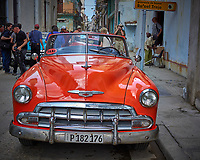 Vintage Taxi in Havana. Image taken with a Leica T (Type 701) camera and 23 mm f/2 lens.