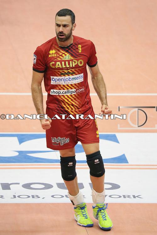 (Gi Group Monza - Tonno Callipo Calabria Vibo Valentia pallavolo)