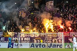 Viole during football match between NŠ Mura and NK Maribor in 20th Round of Prva liga Telekom Slovenije 2018/19, on February 23, 2019 in Ljudski Vrt, Maribor, Slovenia. Photo by Blaž Weindorfer / Sportida