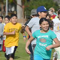 Edison Language Academy 's Jog-a-thon