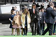 27-04-2017 KONINGSDAG 2017 TILBURG<br /> Tilburg viert Koningsdag 2017 met Willem-Alexander en Prinses Amalia en Prinses Ariane en Prinses Alexia<br /> <br /> Foto: Geert van Erven