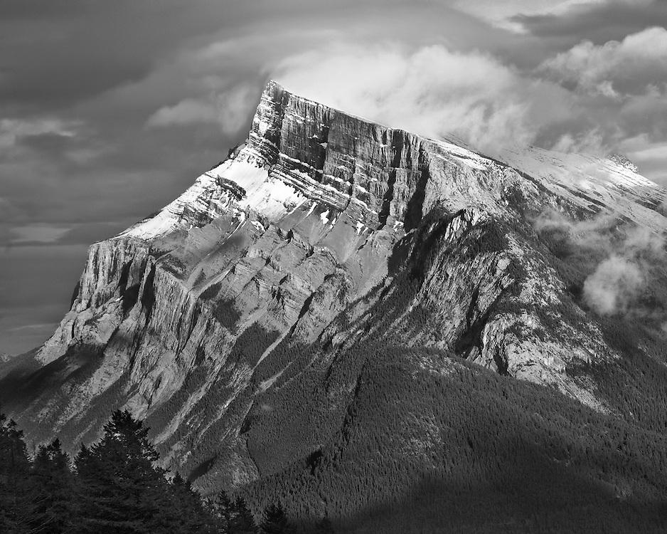 4271 BF  - Mount Rundle, Banff, Alberta