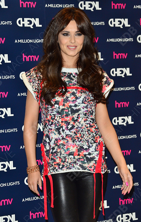 18.JUNE.2012 LONDON<br /> <br /> CHERYL COLE AT HER ALBUM SIGNING FOR 'A MILLION LIGHTS' AT HMV IN WHITELEYS SHOPPING CENTER, BAYSWATER.<br /> <br /> BYLINE: JOE ALVAREZ/EDBIMAGEARCHIVE.COM<br /> <br /> *THIS IMAGE IS STRICTLY FOR UK NEWSPAPERS AND MAGAZINES ONLY*<br /> *FOR WORLD WIDE SALES AND WEB USE PLEASE CONTACT EDBIMAGEARCHIVE - 0208 954 5968*