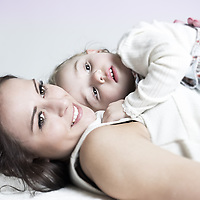 Evie Mae & Rachel