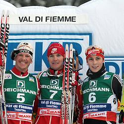 20100110: Nordic Combined - Ski world cup, Alpe Cermis, Val Di Fiemme, Trentino, Italy