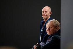 MINDERHOUD Hans-Peter (NED)<br /> Paris - FEI World Cup Finals 2018<br /> FEI World Cup Dressage Freestyle/Kür<br /> www.sportfotos-lafrentz.de/Stefan Lafrentz<br /> 14. April 2018
