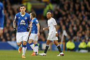 Everton midfielder Muhamed Besic  during the Barclays Premier League match between Everton and Swansea City at Goodison Park, Liverpool, England on 24 January 2016. Photo by Simon Davies.