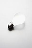 White Light Bulb