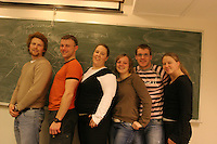 2007-12-16..from left: Nils Petter Rundhuag, Anders Levoll, Vibeke Thiblin, Linda Mari Holøien, Per Einar Torbergsen, Birgit Ryningen