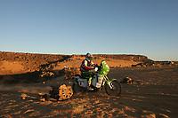 Motor<br /> Foto: Dppi/Digitalsport<br /> NORWAY ONLY<br /> <br /> AUTO - DAKAR 2006 - STAGE 8 - ATAR . NOUAKCHOTT 07/01/2006<br /> <br /> Pål Anders Ullevålseter