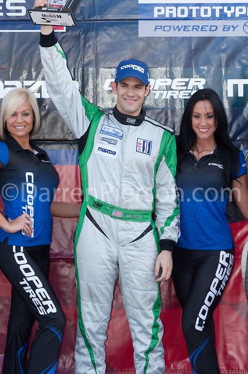 Race #1 Winner: Daniel Goldburg