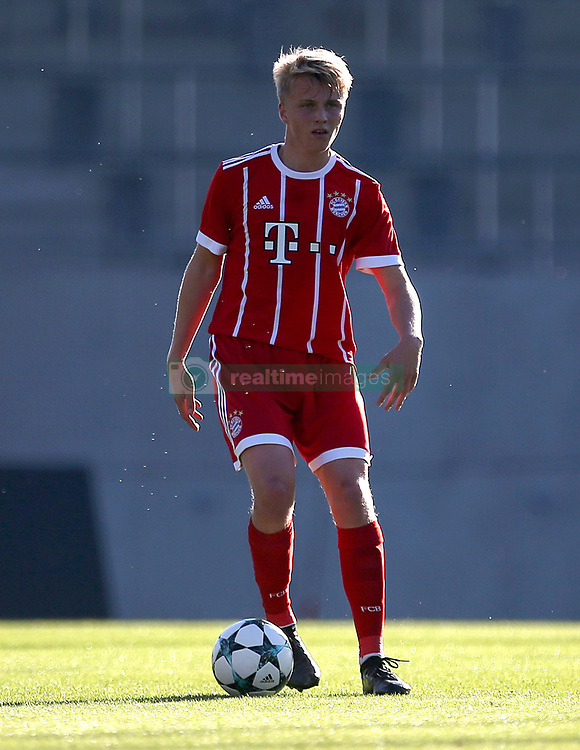 Bayern Munich Felix Gotze in action