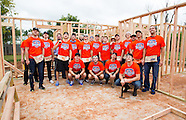 OKC Barons Habitat for Humanity - 10/29/2013