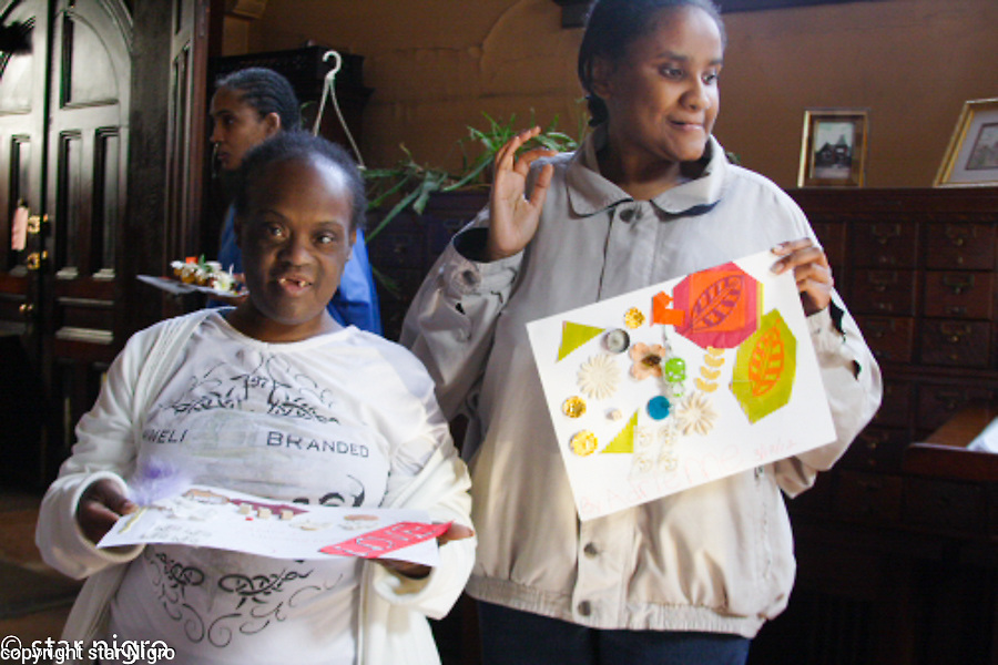 This series entitled Bronx eco arts project is a compilation of eco recycle workshops. I had the opportunity to teach and photograph these classes.