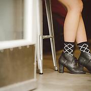 Footwear apparel shoot in San Francisco   Socksmith