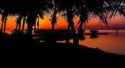 A spring sunrise captured at the end of Coco Plum Dr. in Marathon, FL.