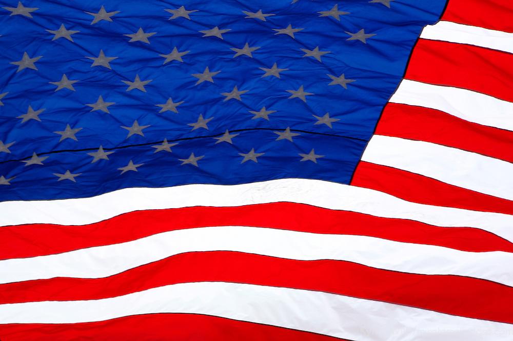 USA, United States, America. The Stars & Stripes.