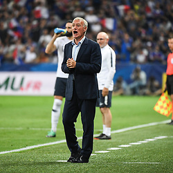 Didier Deschamps head coach of France during the International Friendly match between France and Italy at Allianz Riviera Stadium on June 1, 2018 in Nice, France. (Photo by Anthony Dibon/Icon Sport)