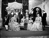 "1953 - Theatre Production of ""The Imaginary Invalid"" by St. Mary's College P.P.U. Dramatic Society"