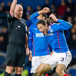 Rangers v Dunfermline | Scottish Cup | 7 February 2014