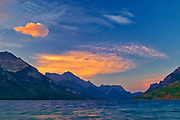 Waterton Lakes and the Canadian Rocky Mountains, Waterton Lakes  National Park, Alberta, Canada
