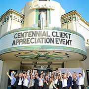 Centennial Client Appreciation at Lido Live Theater 2015