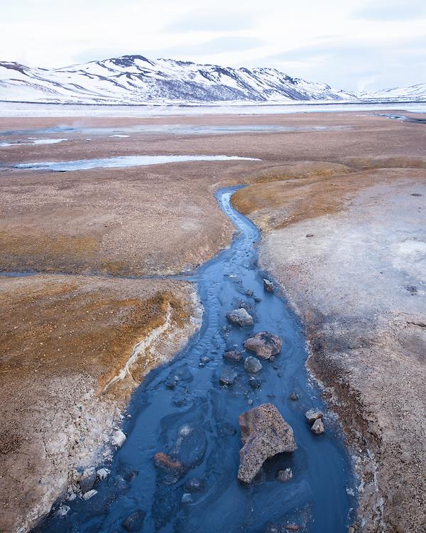 Namaskard geothermal area, Myvatn, Northern Iceland