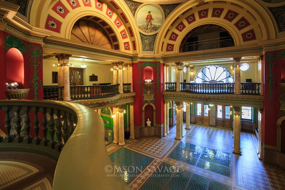 Montana Capitol Building, Helena.