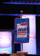 A general view during the fifth Alternative for Germany  (AfD) party convention at the Messe Stuttgart, Stuttgart, Germany.<br /> Picture by EXPA Pictures/Focus Images Ltd 07814482222<br /> 30/04/2016<br /> <br /> ***UK & IRELAND ONLY***<br /> <br /> EXPA-EIB-160430-0078.jpg