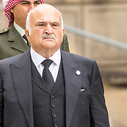 LUX/Luxemburg/20190504 - Funeral of HRH Grand Duke Jean/Uitvaart Groothertog Jean, Prins El Hassan Bin Talal van  Jordanie